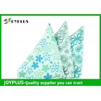 China Printed Pattern House Cleaning Clothes , Washing Microfiber Cloth Cleaning on sale