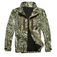 China Special Design Insulated Outdoor Softshell Jacket For Hunting on sale