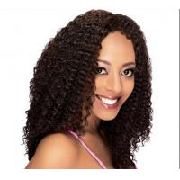 Water Wave / Kinky Curl full lace wigs virgin hair 100% Brazilian Wig