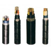 Buy cheap XLPE Insulated Medium Voltage Power Cables Multi Wire Bare Copper Conductor product