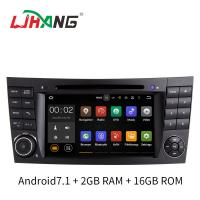 Buy cheap BT Camera Canbus Mirror Link Mercedes Benz DVD Player 16GB ROM ST TDA7388 product