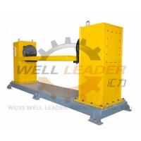 Buy cheap Single Axis Servo Positioner Rotating Overturning Table For Robot Welding 800Kg from wholesalers