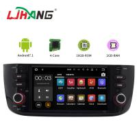Buy cheap Android 7.1 car radio touch screen dvd player with 3g wifi BT AM FM from wholesalers