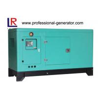 Buy cheap Cummins Powered 120kw Silent Diesel Generator Set with Diferrent Color Canopies from Wholesalers