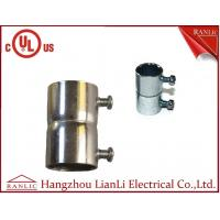 "Buy cheap Set Screw Coupling EMT Conduit Fittings With Steel Locknut 1/2"" to 4"" , UL E350597 product"