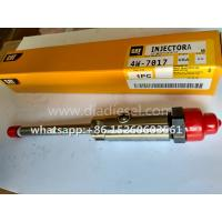 Buy cheap High Quality Red Diesel Injector 4W 7017 for Caterpillar Engine product