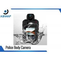 Buy cheap HD Wireless Law Enforcement Body Camera , Bluetooth Wearable Video Camera Police product