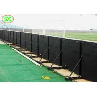 Quality Football Basketball Sports P10 LED Screen Led Perimeter Advertising for sale