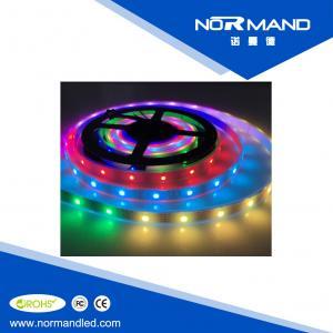 China APA102 magic digital dream color rgb led strip on sale
