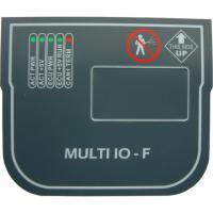 Buy cheap Membrane Switch Panel Pet Membrane Panel For Farm Machinery product