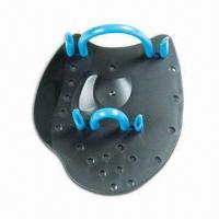 Buy cheap Swim Hand Paddle, Available in Three Sizes and Different Colors product