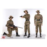 Buy cheap Jolly mannequins-male skin color army with weapon in uniform soldier mannequins collection TONY collection product