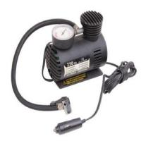Buy cheap Shock Vehicle Air Compressors Dc 12v 250psi  With Cigarette Lighter Plug product