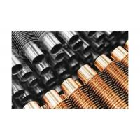Buy cheap Bimetal A192 Seamless Boiler Air Cooler Extruded Fin Tube Solid Type product