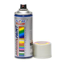 China Colored Auto Aerosol Spray Paint High Temp / Heat Resistant For Engine / Fireplace Painted on sale