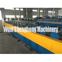 China Dual Head Steel Roll Forming Machine Duplex Panels for Refrigeration Industry on sale