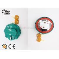 Buy cheap YNF02225 SK Iron Excavator Engine Parts / Universal Diesel Fuel Tank Cover product
