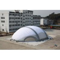 Buy cheap EN71 0.55mm PVC Large Trade Show Exhibition Inflatable Tent For Advertising from Wholesalers