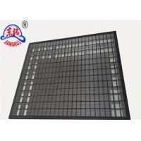 China High Strength Mongoose Shaker Screens / Brandt Shaker Screens 90% ~ 95% Filter Rating on sale