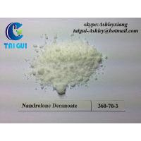 Buy cheap Nandrolone Decanoate Deca Durabolin Durabol Deca Steroids Powder CAS: 360-70-3 product