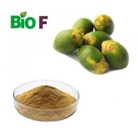China Powdered Herbal Extracts Brown Yellow Dry Areca Nut Fruit Extract 10:1~30:1 on sale