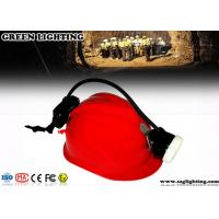 Buy cheap Custom 8000 Lux 5600mA LED Mining Light With Rechargeable Li-Ion Battery product
