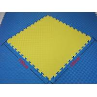 Buy cheap Commercial Colorful EVA Floor Mat Foam Square Tiles 100cm*100cm Waterproof product