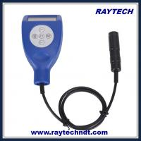 Buy cheap 0~1500um Dry Film Thickness Gauge Magnetic Chrome Digital Coating Thickness Tester Meter RTG-8202 product