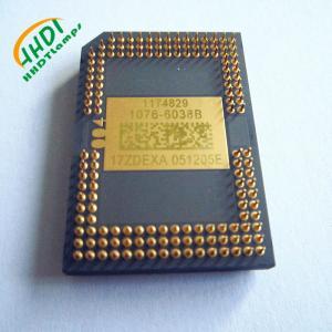 100% original projector dmd chip for optoma ex612 1076-6038b