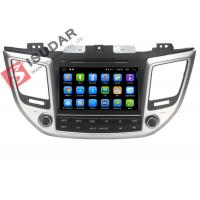 Buy cheap Multi Touch Capacitive 8 Inch Android Car Stereo , 2015 Hyundai Tucson Dvd Player product