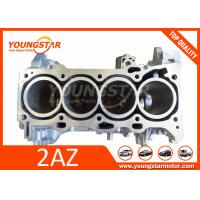 Buy cheap 4Cyl 2AZ Engine Cylinder Block For TOYOTA Rav4 / Car Engine Block 2.4L product