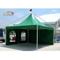China 5X5 Gazebo Canopy Tent , Pagoda Green Canopy Tent Exhibition on sale