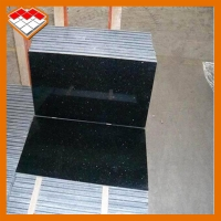 Buy cheap Black 200mm Granite Tiles Slabs For Kitchen Counter Tops product
