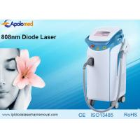Buy cheap Strong Output Diode Laser Body Hair Removal Machine 10HZ 1600W Multi - languages product