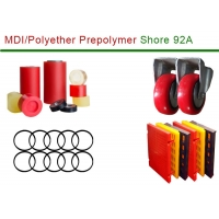 Buy cheap Rebond Foam Making Liquid MDI Based Polyurethane product