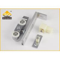 Buy cheap Metal Stainless Steel Sliding Door Hardware, Wood Hanging Slid Door Roller product