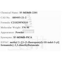 Buy cheap 5F-MDMB-2201 , 5FMDMB2201 ,  Research Chemical , 889493-21-2 online STORE product