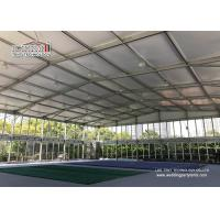 Buy cheap Tennis court Cover Outdoor Event Tents / Gazebo Canopy Tent Flame Retardant product
