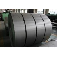 Buy cheap ASTM 201 304 316 Cold Rolled Stainless Steel Coil No2 , No4 , Hair Line with PVC product
