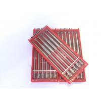 Buy cheap Diamond Edge Tungsten Carbide Burs Dental 44mm Length World Class Quality product