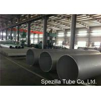 Quality EFW Welded Stainless Steel Tube UNS S32750 A928M Round Mechanical Tubing for sale