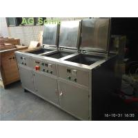 Buy cheap Biodegradable Ultrasonic Engine Cleaner Large Tank With Durable Heating Tube product