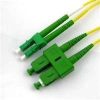Buy cheap 0.9mm / 3.0 mm Cable DIN Connector Optical Fiber Patch Cord GR - 326 - CORE Standard product