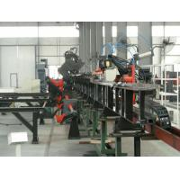 Buy cheap CNC angle drilling and marking line JNC3535 for power transmission tower product