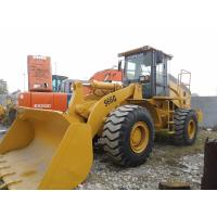 China Used Caterpillar 966G Wheel Loader on sale