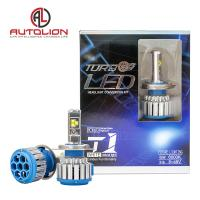Buy cheap Auto part T1 Cree chip 40w 4000 lm universal bright 880 led headlight product