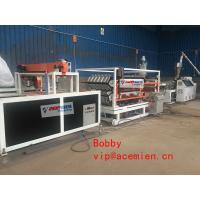 PVC roof panel roll forming machine