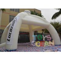 Buy cheap Durable Inflatable Party Tent Spider Shaped For Outdoor Trade Exhibition / Events from Wholesalers
