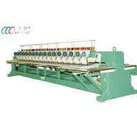 Buy cheap 15 Heads 9 Needles Mixed Flat And Double Sequin Embroidery Machine For Industry product