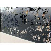 Quality Lightning Protection Steel Screen Panels , Heat Preservation Decorative Steel Sheets for sale